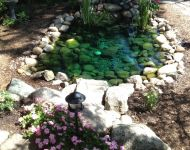 After Water Feature